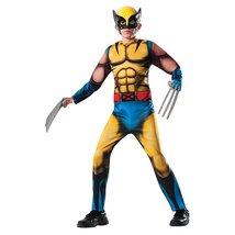 Deluxe Wolverine Costume Child Costume (Medium 8-10) - $34.93
