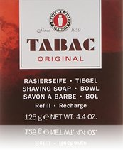 Tabac Original By Maurer & Wirtz For Men Shaving Soap Bowl Refill, 4.4-Ounces image 5