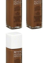 (3-PACK) Revlon Nearly Naked Makeup, SPF 20, Nutmeg 230 - 1 fl oz bottle - $42.99