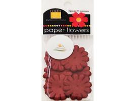 Bazzill Basics Paper Flowers, 4 Packs image 2