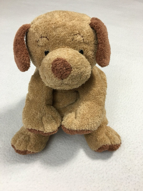 5bd087e1a00 S l1600. S l1600. Ty Pluffies Puppers Brown Tan Puppy Dog Floppy Lovey Toy  Stuffed Animal 2003 · Ty ...