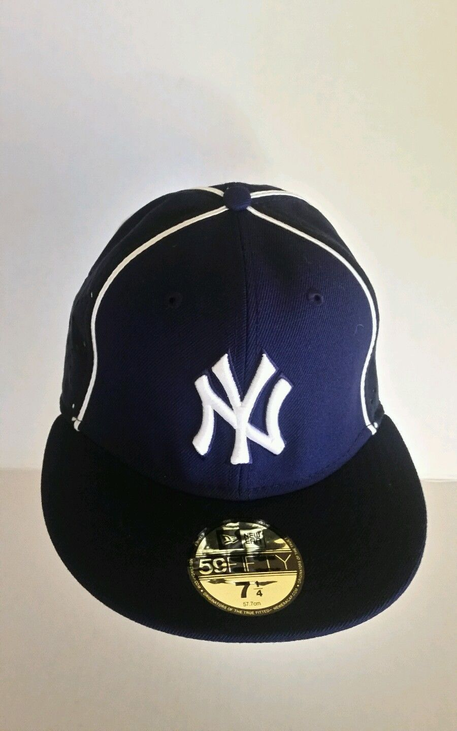 03fbb640382 New Era New York Yankees Navy 59Fifty Fitted and 50 similar items. S l1600