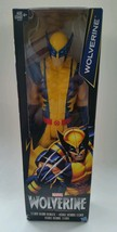 "NIB 2012 MARVEL TITAN HERO SERIES WOLVERINE 11"" ACTION FIGURE BY HASBRO - $25.99"