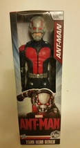 "NIB 2015 MARVEL TITAN HERO SERIES ANT-MAN 12"" ACTION FIGURE BY HASBRO - $22.99"