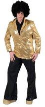 Disco Jacket Gold Adult (Large) - $51.67