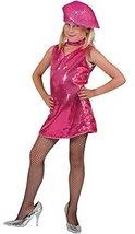 Disco Dress Child Hot Pk Md - $30.31