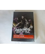 Tokio Hotel 2007 2 disc DVD Zimmer 483 Live in Europe concert tour - $39.59