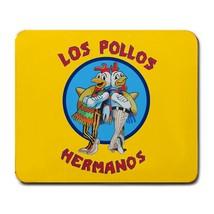 Los Pollos Hermanos Yellow Breaking Bad Mousepad - $163,04 MXN