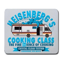 Breaking Bad Heisenberg Van Cooking Class Mousepad - $163,04 MXN