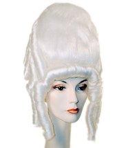Madame De Pompadour Marquise 18th Century Costume Wig (platinum blonde) - $67.55