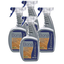4 PACK Bona Pro Series Wm700051187 Hardwood Flo... - $28.99