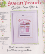 Susan Branch Cross Stitch Kit Home Cooking Kitc... - $15.99
