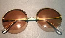 VTG Ben Hur Chameleon Big Round Sunglasses 4 Pairs of Interchangeable Lenses image 5