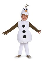 Disguise Olaf Toddler Classic Costume, Large (4-6) - $34.53
