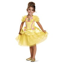 Disguise 82896L Belle Toddler Classic Costume, Large (4-6x) - £24.02 GBP