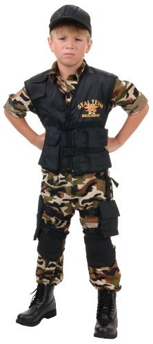 Seal Team Teen Xlarge (14-16)