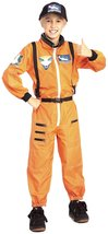 Rubie's Costume Astronaut Child's Costume, Large (Ages 8 to 10) - $30.95