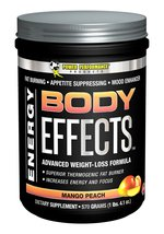 Body Effects - Power Performance Products Body Effects Pre Workout Suppl... - $37.85