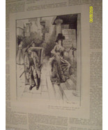 SATURDAY EVENING POST JULY 15  , 1899 SEE SLIDE SHOW - $98.00