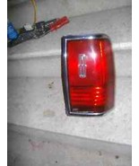 1991 1993 TOWNCAR RIGHT TAIL LIGHT TURN  SIGNAL OEM USED ORIGINAL LINCOL... - $88.36