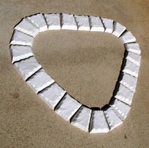 "15 Keystone Paver Molds Make 1000s Of Concrete Cobblestone Pavers 6x5x3x1.5"" image 4"