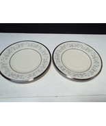 2 Lenox Windsong Saucers - $9.99