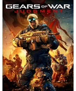 Gears of War: Judgment, xbox 360/ONE game Full ... - $9.99
