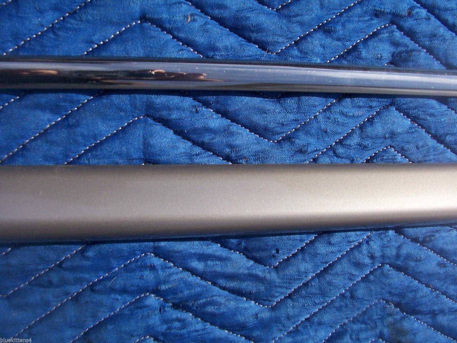 1997 JAGUAR XJ6 VANDEN LEFT REAR DOOR TRIM MOLDING ORIGINAL JAG  XJ PART 1995 image 3