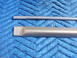 1997 JAGUAR XJ6 VANDEN LEFT REAR DOOR TRIM MOLDING ORIGINAL JAG  XJ PART 1995 image 6