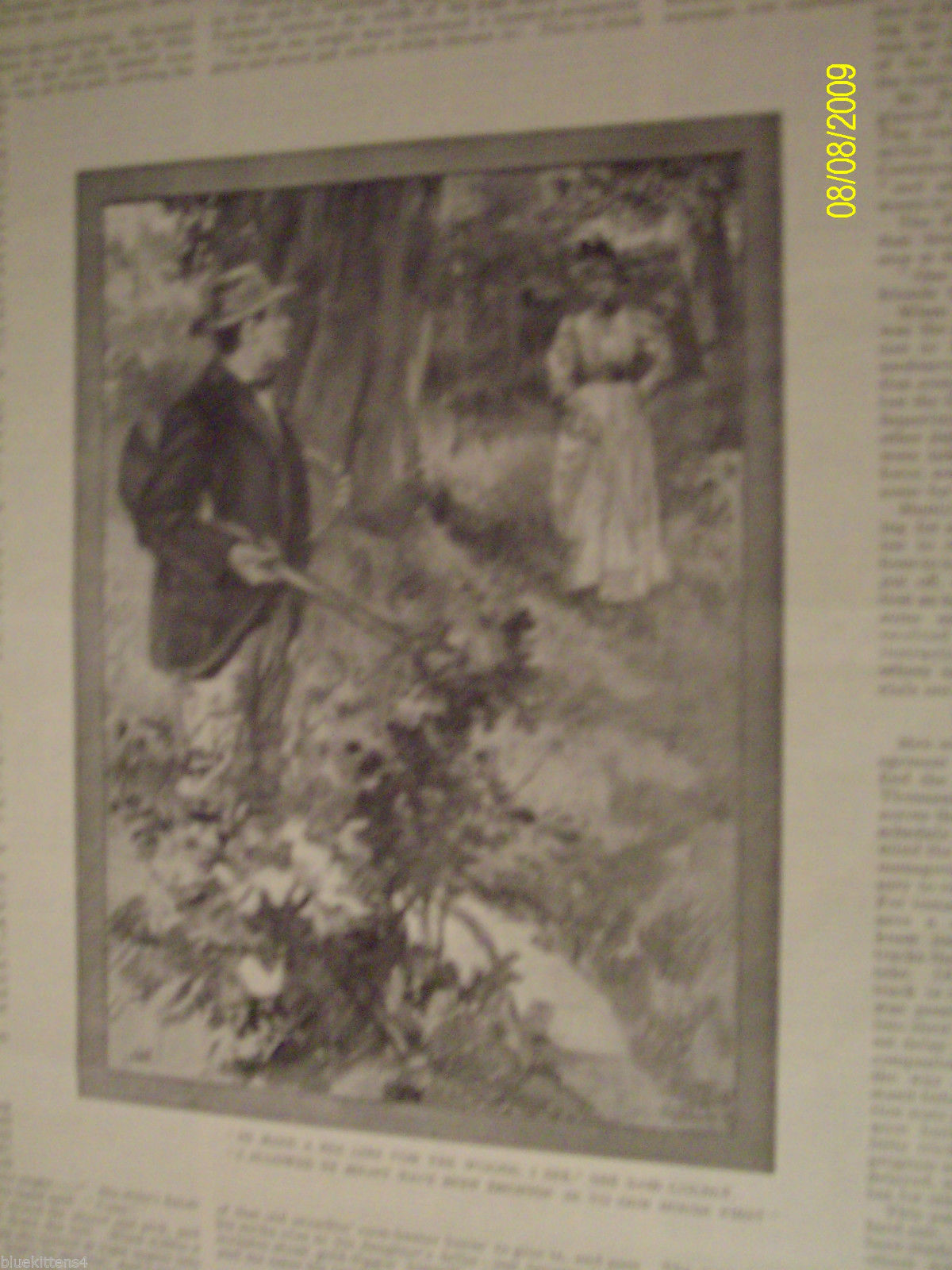 SATURDAY EVENING POST JULY 15  , 1899 SEE SLIDE SHOW