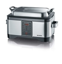 Severin Sv 2447 - Oven Of Baking IN Vacuum Without Fat Stainless Steel 2... - $365.09