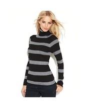 INC International Concepts sweater long sleeve turtle neck sz PXL - $29.69