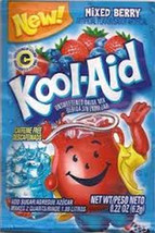 Kool-Aid Drink Mix Mixed Berry 10 Count - $3.91