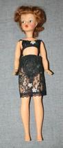 Vintage Tammy Family  Mom Hidden Glamor Black Lingerie 3 Pieces Pristine... - $51.43