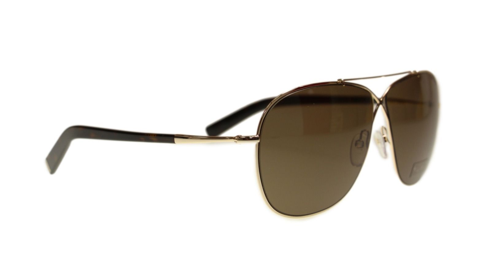 53438ab870f47 Tom Ford April Men s Sunglasses FT0393 28J Shiny Rose Gold Aviator Authentic