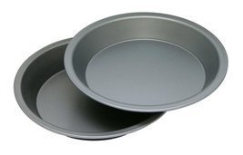 Bakeware OvenStuff NonStick 9 Inch Pie Pan Two Piece Set h900 l900 w175 ... - ₨1,970.81 INR