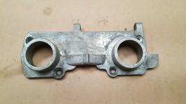 1974 - 1977 Kawasaki KZ400 carburetor main bracket stay plate manifold  - $16.04