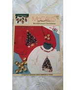 McCalls Beribboned Christmas and Trims No Sew B... - $4.00