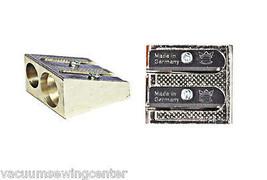 EISEN Metal Pencil and Crayon Sharpener - $5.25