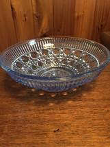 "Vintage Federal Glass Windsor 7 1/2"" Bowl Butto... - $9.89"