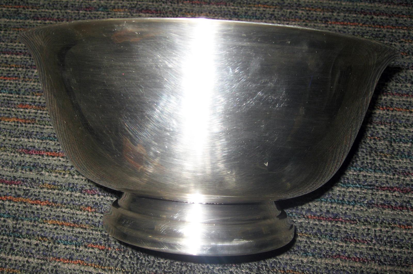 Silver bowl 01