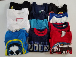 The Children's PLace Boys Longsleeve T Shirts Various Sizes and Patterns... - $11.99