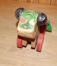 Vintage Fisher Price Pull Toy Jolly Jumper  1952  #450 RARE - $14.49