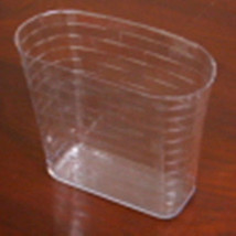Longaberger Saddlebrook Medium Purse Plastic Protector Only New Authentic - $12.82