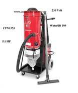 Ermator S36 HEPA Dust Extractor Collector Vacuum 230V - $4,366.00