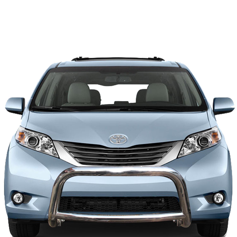 2016 Toyota Sienna Exterior: WynnTech A-Bar Front Bumper Guard [Fits: 2015-2016 Toyota