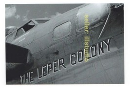 """B-17 """"The Leper Colony"""" 12 O'clock High RARE 4x6 PHOTO in MINT CONDITION... - $11.83"""