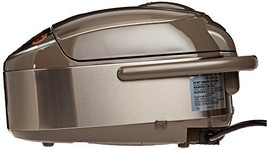 Zojirushi NPNVC10 Induction Heating Pressure Cooker Uncooked and Warmer 55 - €424,12 EUR