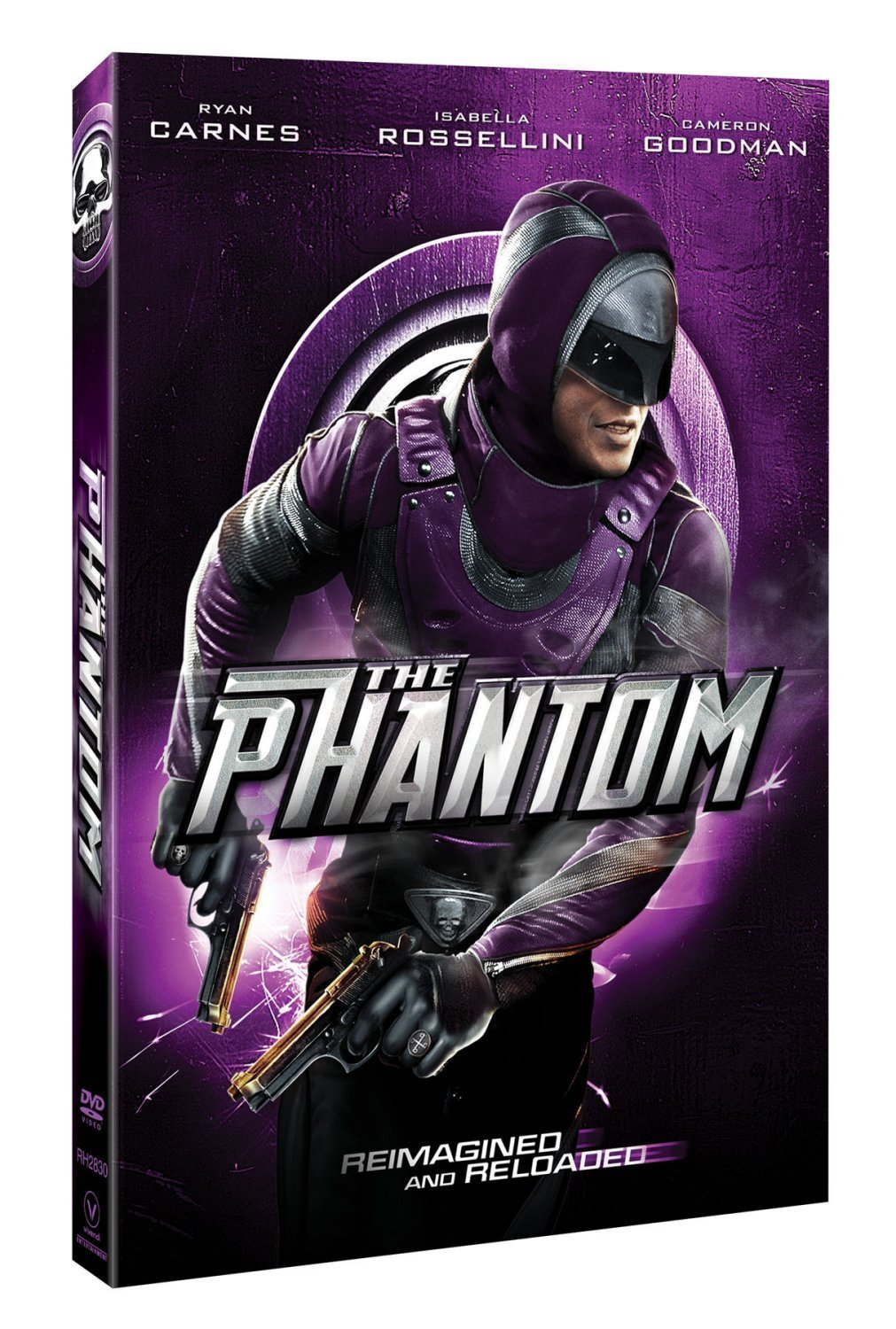 The Phantom (2009) New DVD