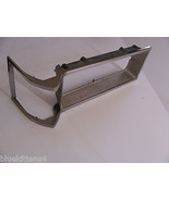 1987 GRAND MARQUIS RIGHT HEADLIGHT MARKER TRIM BEZEL OEM USED CHROME / S... - $133.65